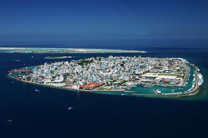 migliori ristoranti maldive